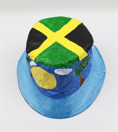 Jamaican Ocean Hat