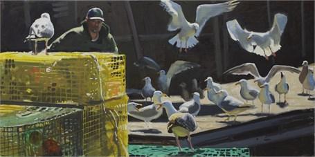 Gull Study III