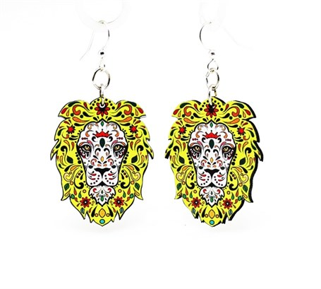 Earrings - Lion Pride 1519