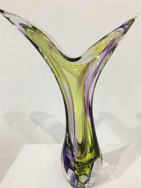 Paradise Vase | Purple
