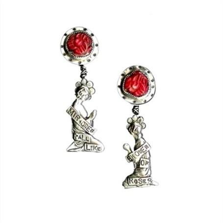 Earrings - Miracle Roses