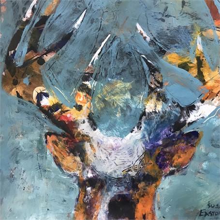 Blue Deer