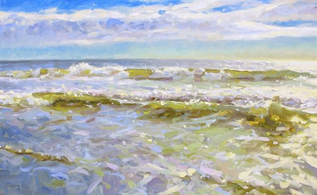 Surf and Sky, II