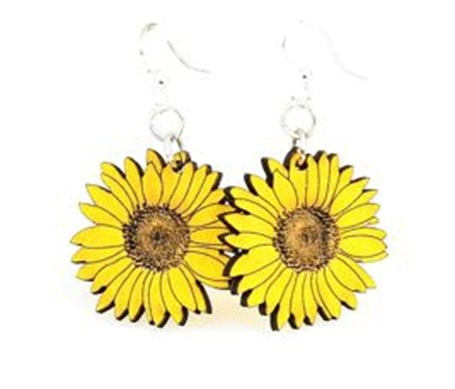 Earrings - Sunflower 1475