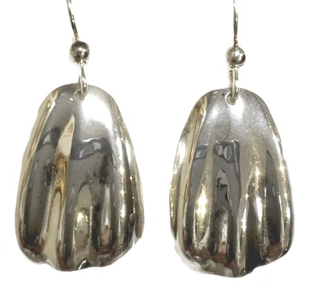 Earrings - Sterling Silver Conchita  E-052