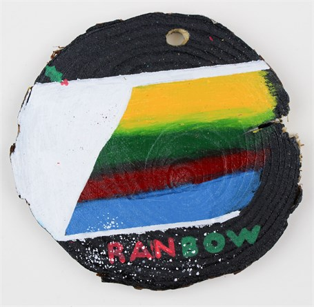 Rainbow (ornament)