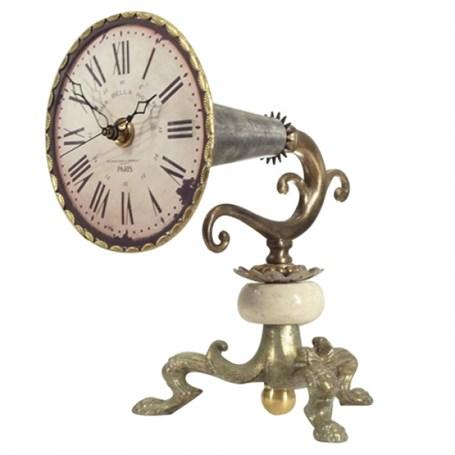 Clock - Bugle
