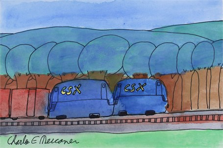 Railroads in the Mountains