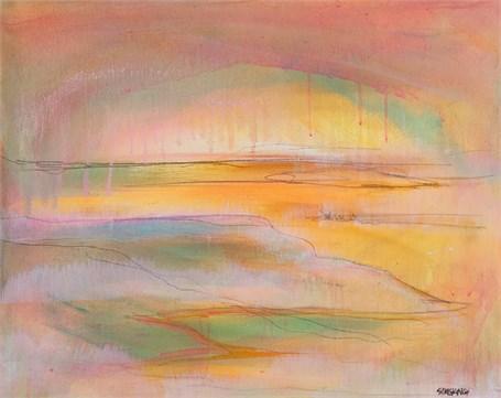 Coastal Light - Lavender Spritz