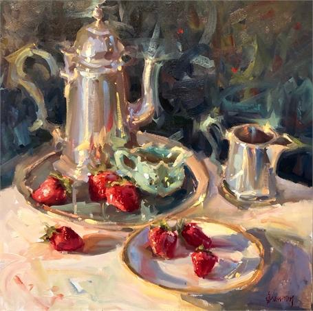 Berries and Tea