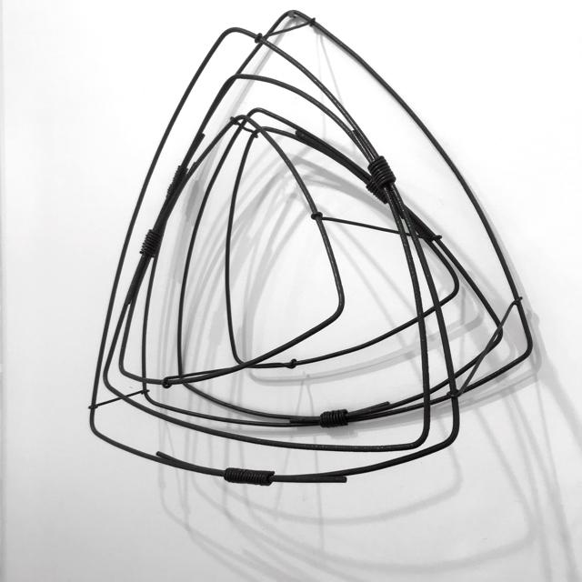 Large Steel Triangle