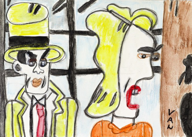 The Comic Dick Tracy
