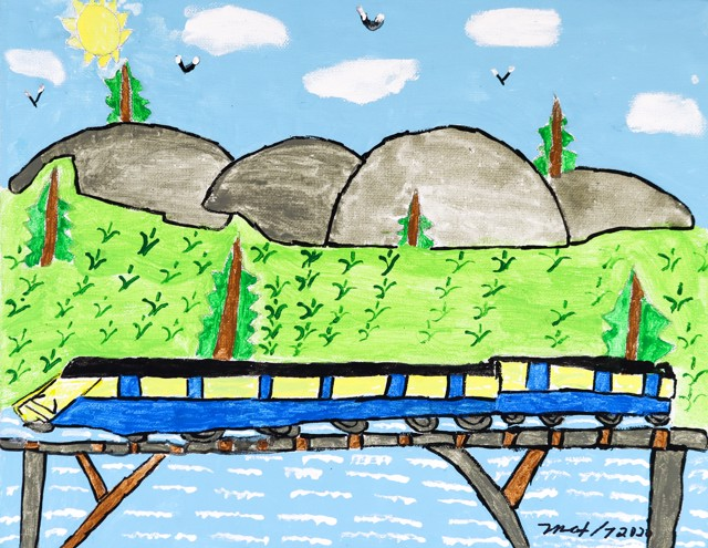 Scenic Train Ride