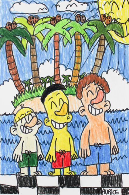Beach Monty