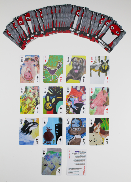 Deck of Cards - Animals