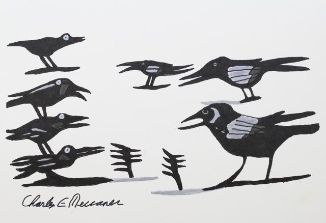 Dark Birds