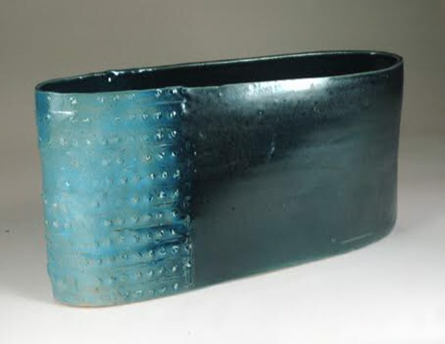 "Kevin Keiser | Patience | Ceramic | 7.75"" X 15"" | $225.00"