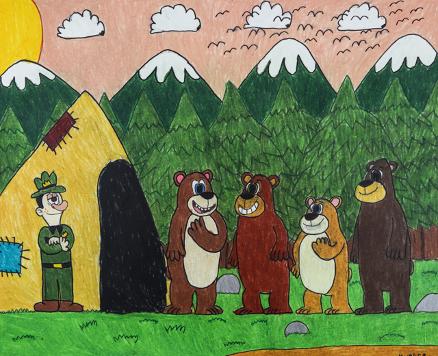 Bears in the Park