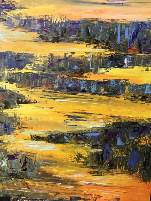 Singing Marsh Sunset