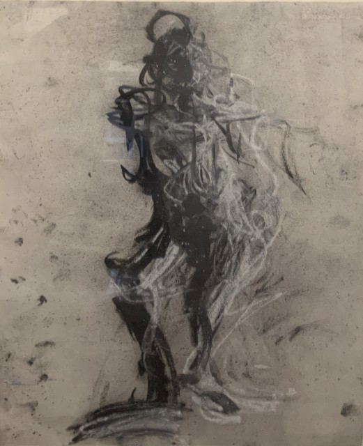 Standing Figure #33