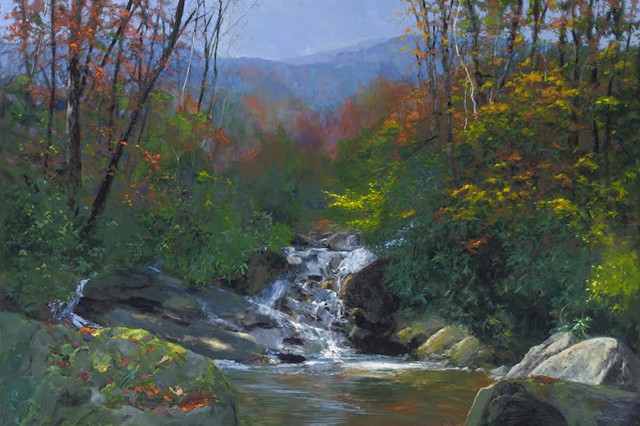 Blue Ridge Cascade