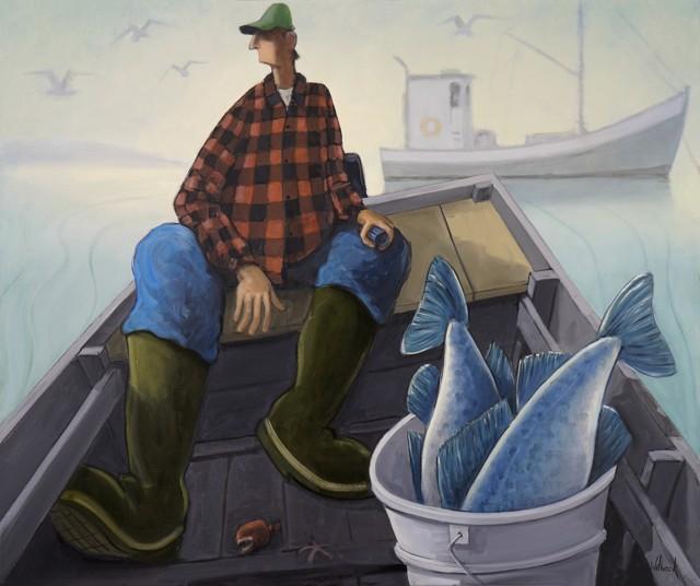 Bud's Bucket of Fish