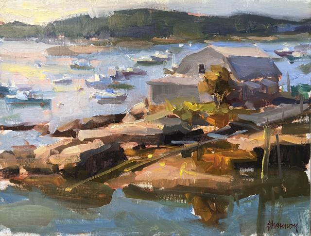 Lobster Harbor