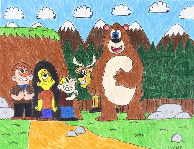 Bear Forester