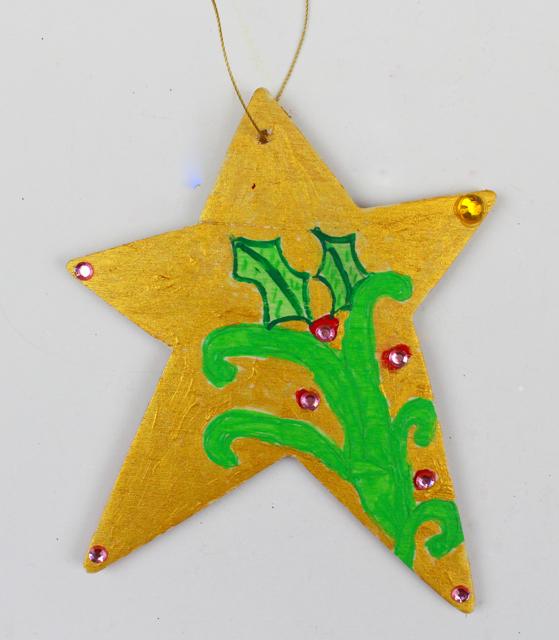 Pointsettia (ornament)