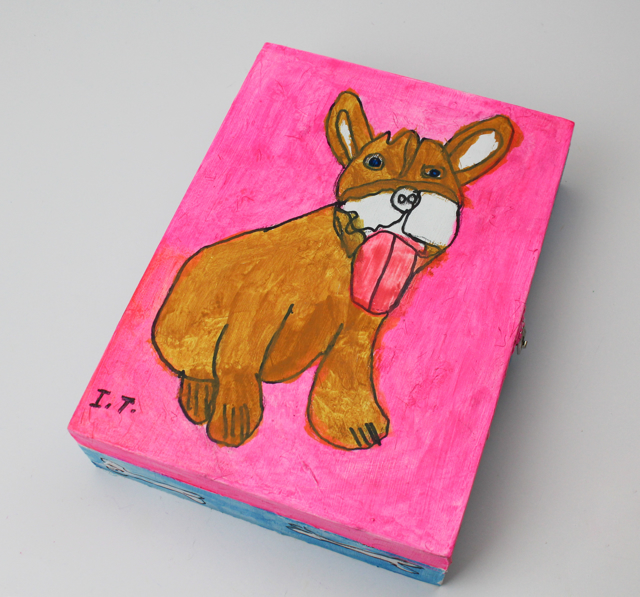 French Bulldog (box)