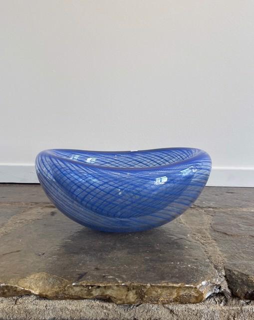 Blue Cane Eclipse Bowl
