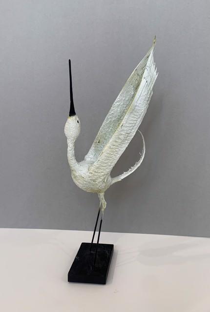White Bird with Black Beak, Dance