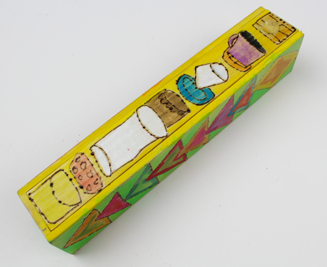 Bright Pencil Box