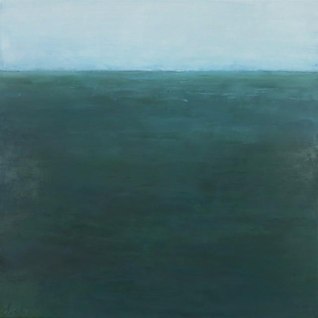 "Ellen Welch Granter | Swell | Oil on Canvas | 30"" X 30"" | $3,000.00"