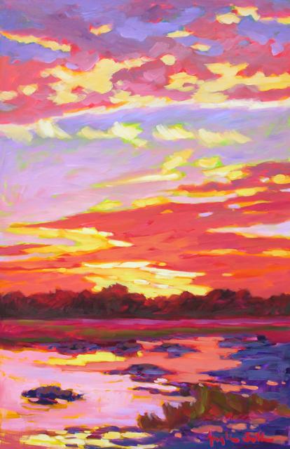 Lowtide at Sunset