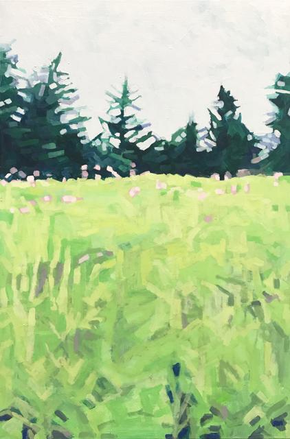 "Liz Hoag   Fun Day   Acrylic on Canvas   30"" X 20""   Sold"