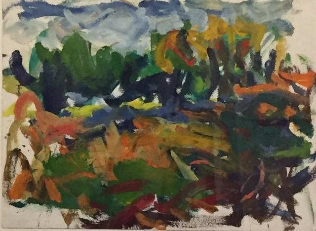 Catskill Landscape #1