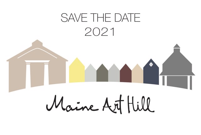 Save the Date 2021
