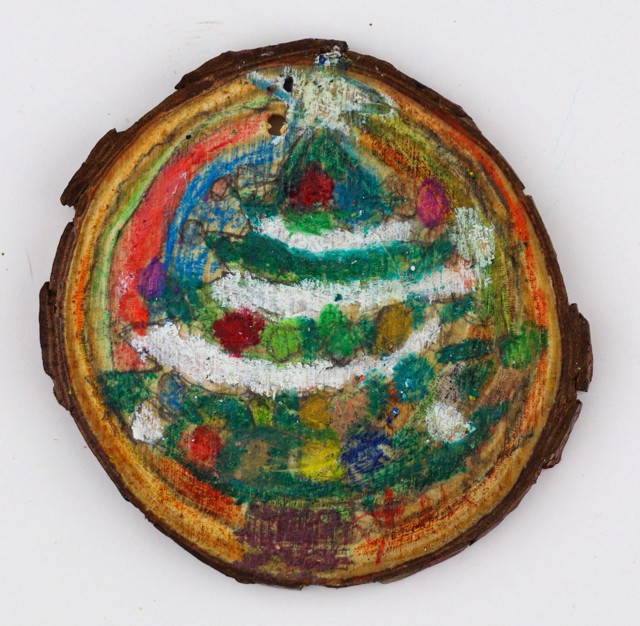 Christmas Tree (ornament) by Paul Lewis