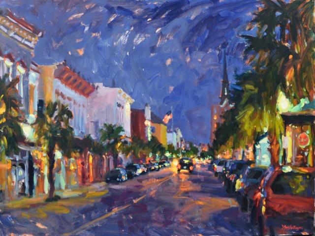 King Street Nocturne