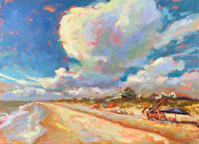 Coastal Cumulus