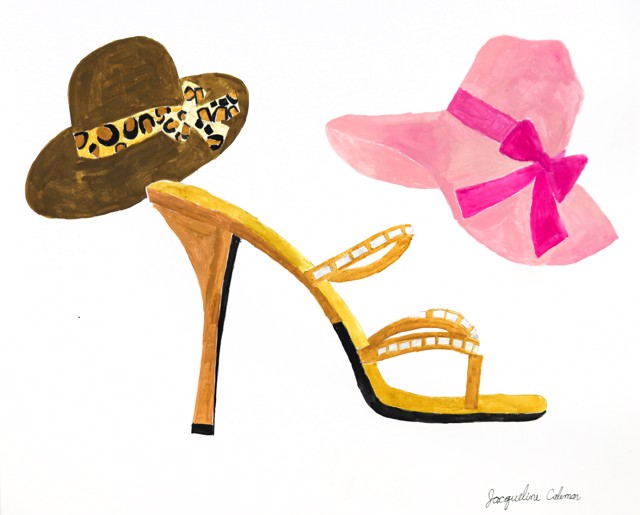 Shoe and Hats