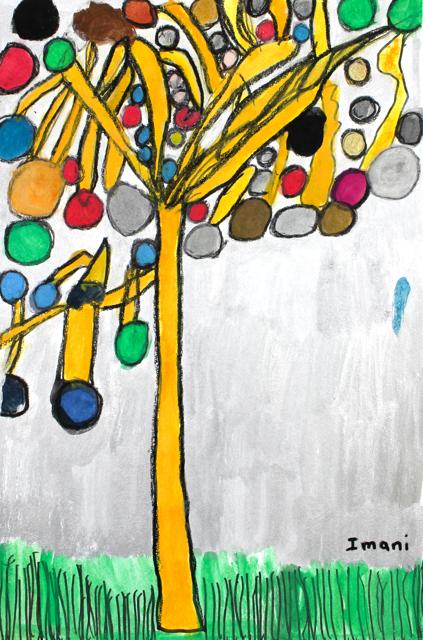 Pebble Tree