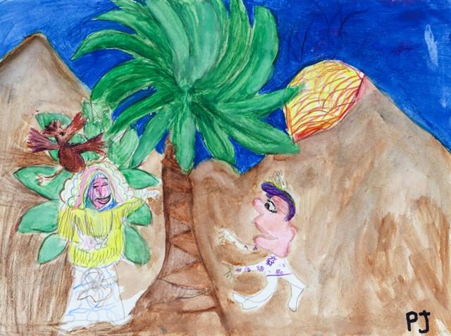 Illuminating the Desert of Our Soul