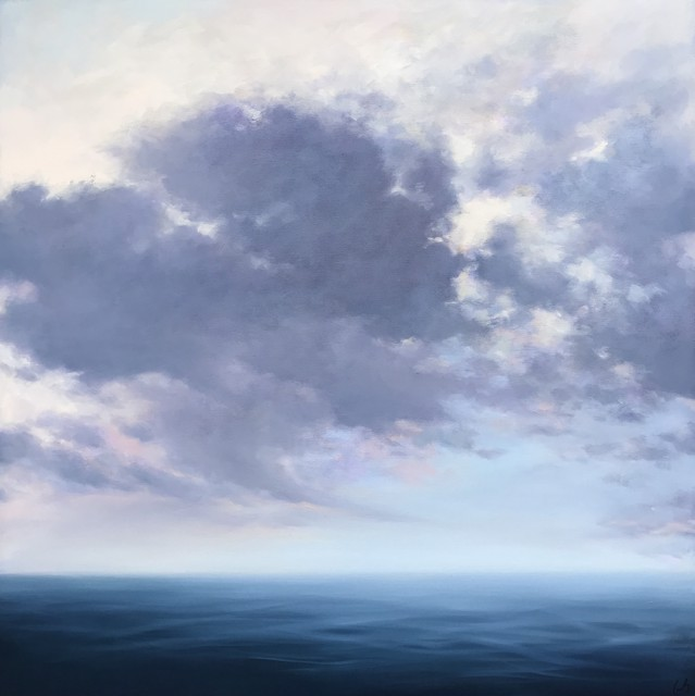 "Margaret Gerding | A New Day | Oil on Canvas | 36"" X 36"" 