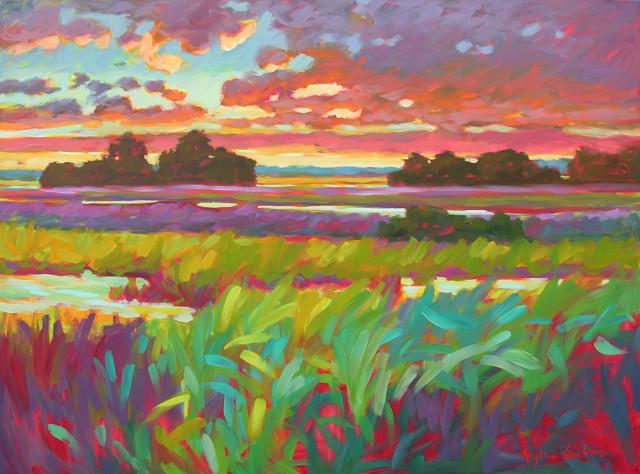 Southern Summer Marshlands