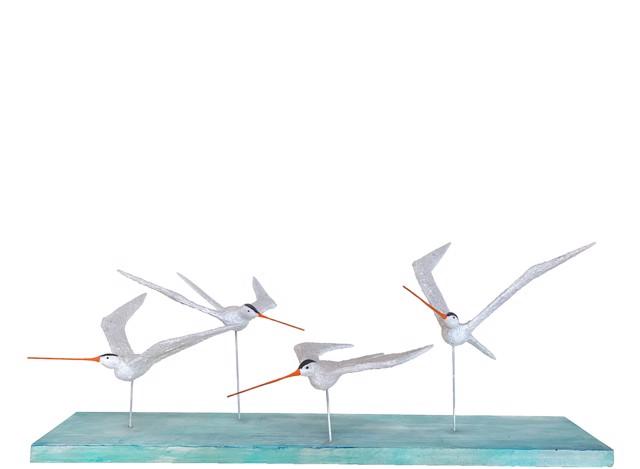 Four Terns