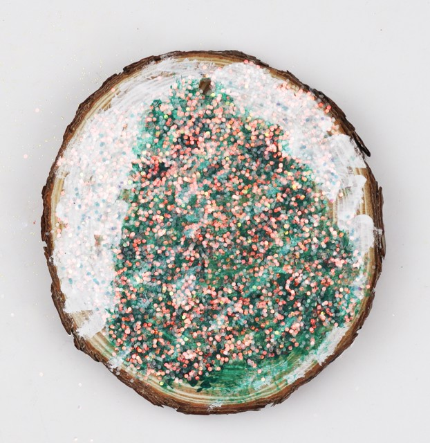 Tree/Peppermint (ornament)