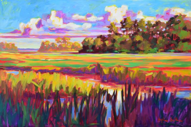 Tidal Marshlands