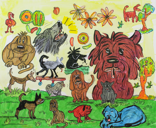 Dogs Everywhere